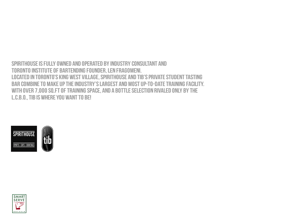 Toronto Institute of Bartending Logo